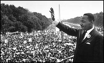 Dr. King makes a difference. The First Amendment in use; free speech ...