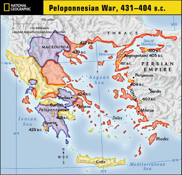peloponnesian league-short essay Description discuss the events of the persian and peloponnesian wars, and the conquests ofalexander the great, and discuss how they contributed to the foundation and.